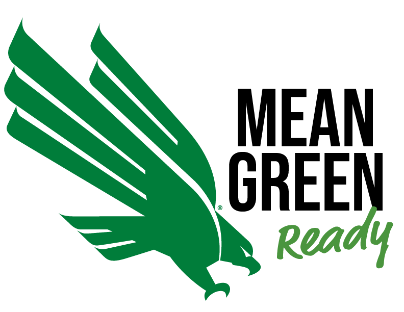 Mean Green Ready logo